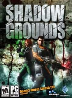 Shadowgrounds / cover new
