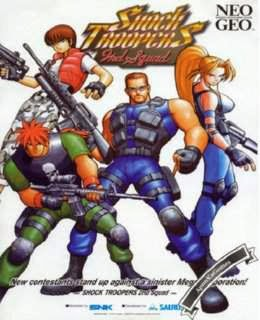 Shock Troopers 2nd Squad / cover new