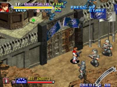 Shock Troopers 2nd Squad Screenshot photos 1
