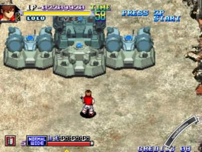 Shock Troopers 2nd Squad Screenshot photos 3