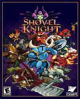Shovel Knight cover new