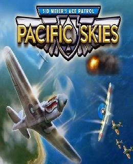 Sid Meier's Ace Patrol: Pacific Skies cover new