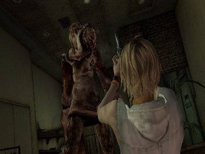 Silent Hill Screenshot Photos 3