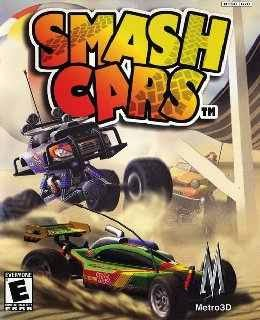 Smash Cars cover new