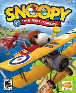 Snoopy vs. the Red Baron cover new
