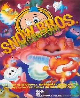 Snow Bros 1,2,3 Collection cover new