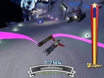 Snowboard Superjam Screenshot photos 3