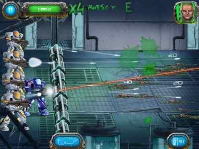 Soldier vs Aliens Screenshot Photos 1