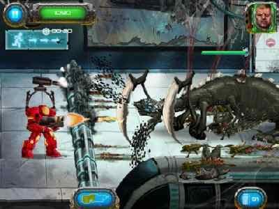 Soldier vs Aliens Screenshot Photos 2