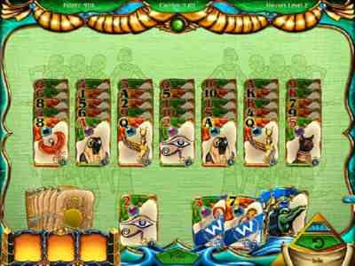 Solitaire Egypt Screenshot Photos 2