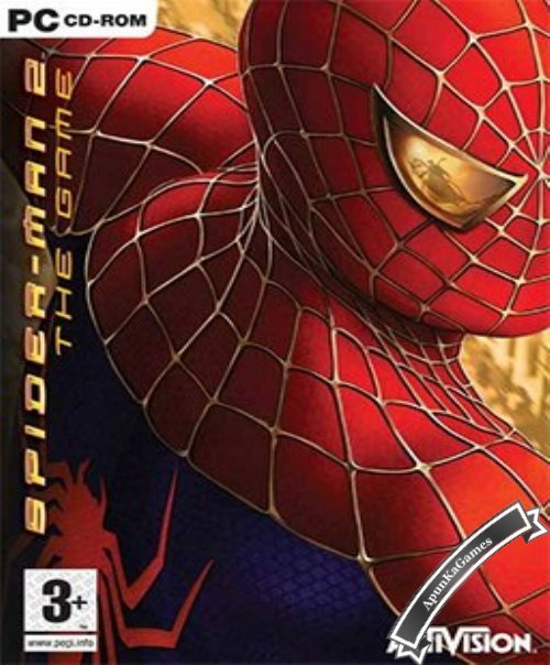 SpiderMan 2 / cover new