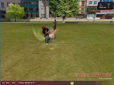 Street Cricket 2010 Screenshot Photos 3