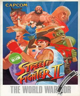 Street Fighter 2 / cover new