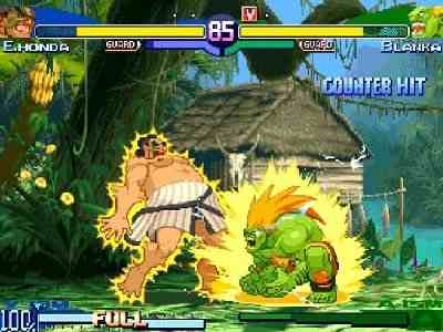 Street Fighter Alpha 3 Screenshot Photos 3