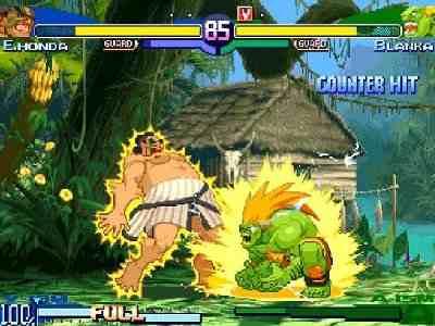 Street Fighter Alpha 3 Screenshot Photos 3