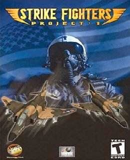 Strike Fighters Project 1 cover new