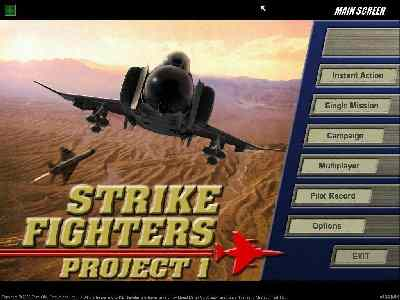 Strike Fighters Project 1 Screenshot Photos 3
