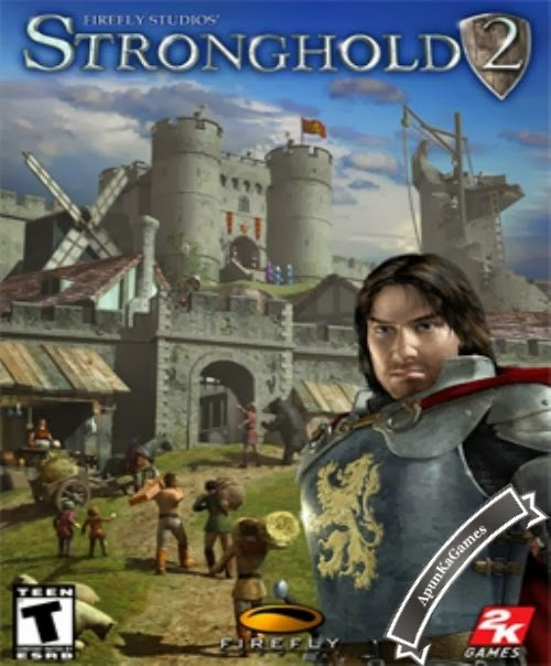 Stronghold 2 / cover new