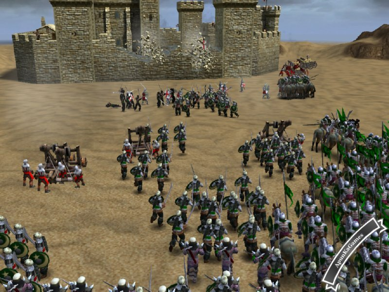 Stronghold 2 Screenshot photos 2