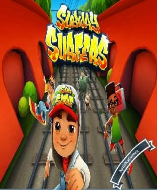 Subway Surfers / cover new
