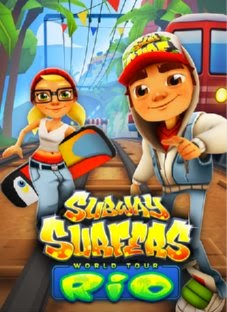 Subway Surfers Rio / cover new