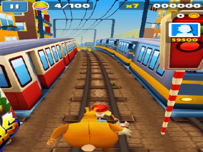 Subway Surfers Rio Screenshot photos 1