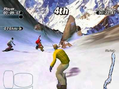 Supreme Snowboarding Screenshot Photos 2