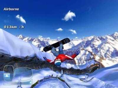 Supreme Snowboarding Screenshot Photos 3