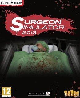 Surgeon Simulator 2013 cover new