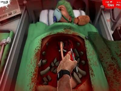 Surgeon Simulator 2013 Screenshot Photos 1