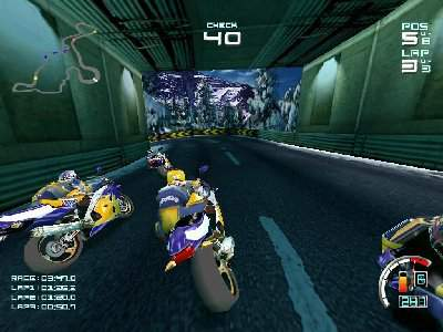 Suzuki Alstare Extreme Racing Screenshot photos 1