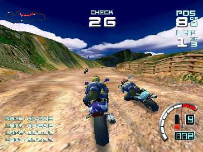Suzuki Alstare Extreme Racing Screenshot photos 2