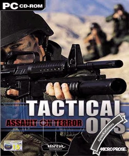 Tactical Ops Assault on Terror / cover new