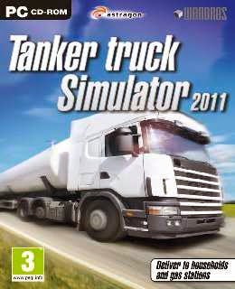 Tanker Truck Simulator 2011 cover new