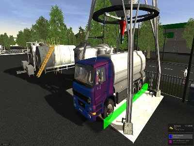 Tanker Truck Simulator 2011 Screenshot Photos 1