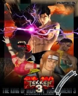 Tekken 3 / cover new