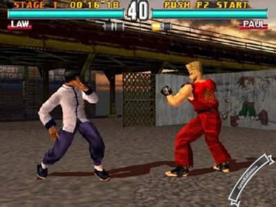 Tekken 3 Screenshot photos 1
