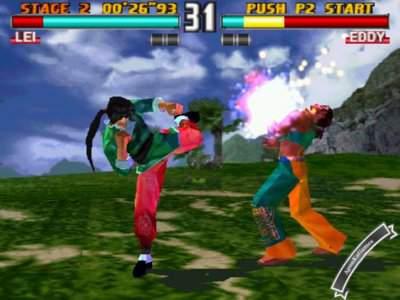 Tekken 3 Screenshot Photos 2