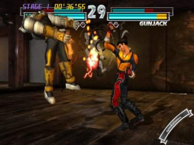 Tekken Tag Tournament Screenshot photos 2