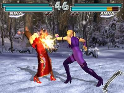 Tekken Tag Tournament Screenshot photos 3