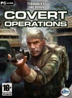 Terrorist Takedown Covert Operations / cover new