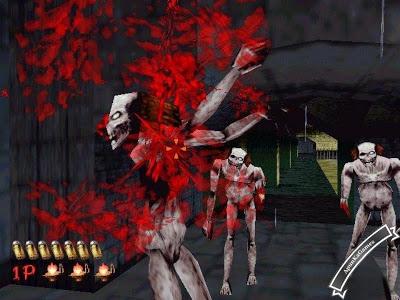 House of the Dead 1 Screenshot photos 1