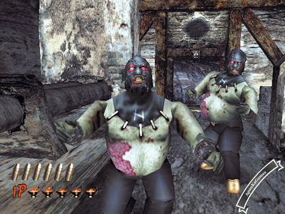 The House of the Dead 2 Screenshot photos 1