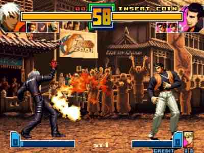 The King of Fighters 2001 Screenshot Photos 2