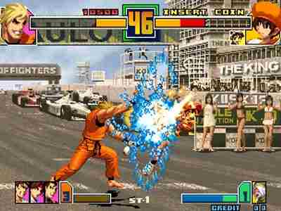 The King of Fighters 2001 Screenshot Photos 3