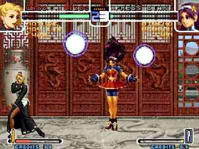 The King of Fighters 2002 Screenshot Photos 1