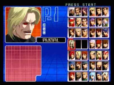 The King of Fighters 2002 Screenshot Photos 3