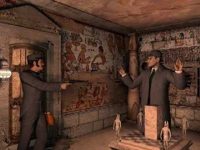The Mystery of the Mummy Screenshot Photos 2