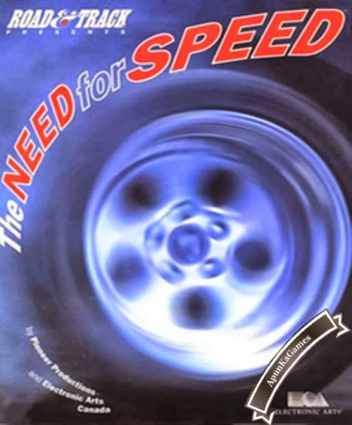 The Need for Speed 1 / cover new