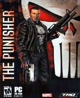 The Punisher cover new